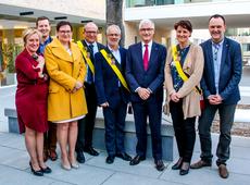 Feestelijke opening woon-zorgcentrum Andante