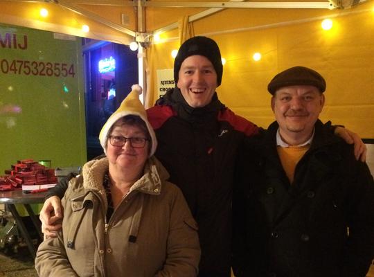 N-VA Menen op Kerst in Lauwe 2015